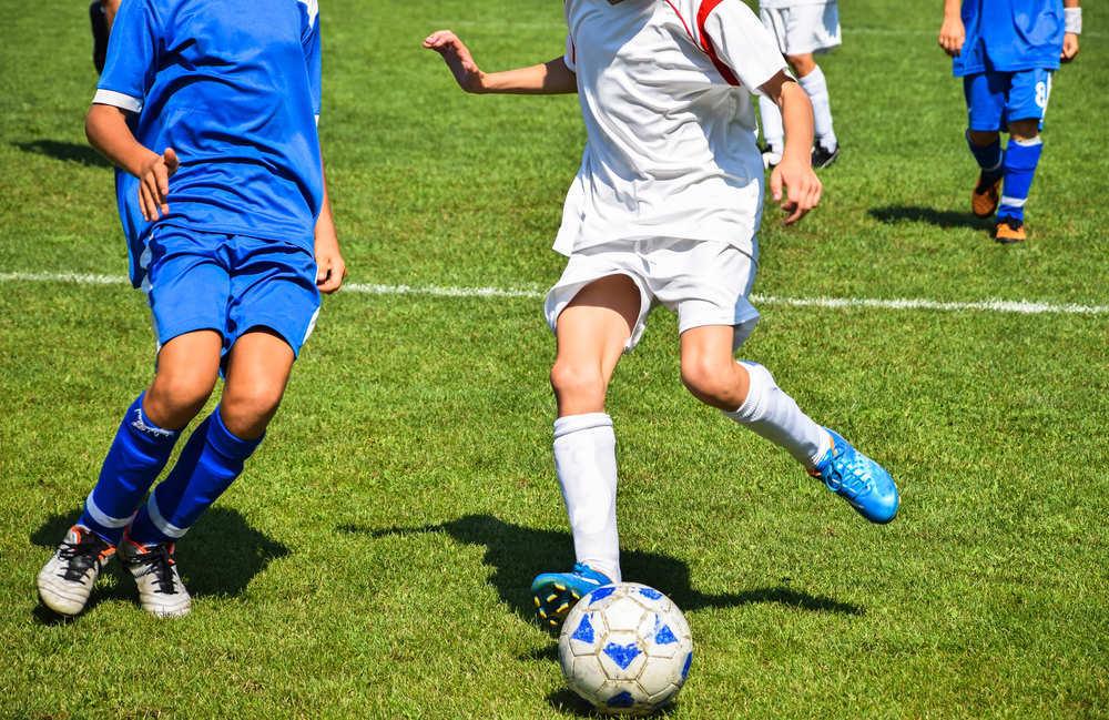 El fútbol infantil en el punto de mira