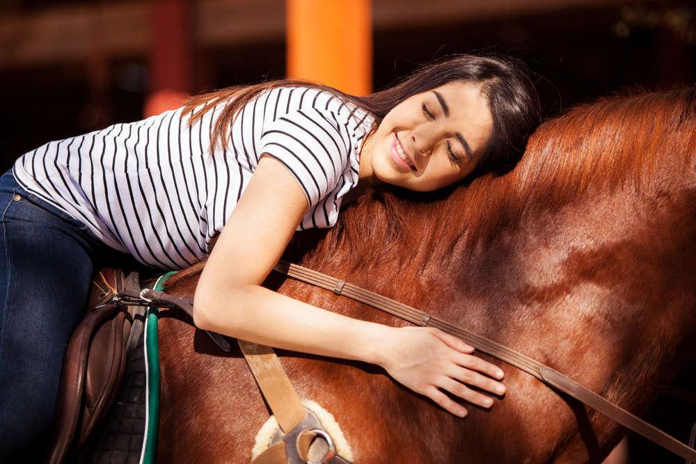 Aumentar la confianza de tus hijos con una Terapia Gestalt con animales