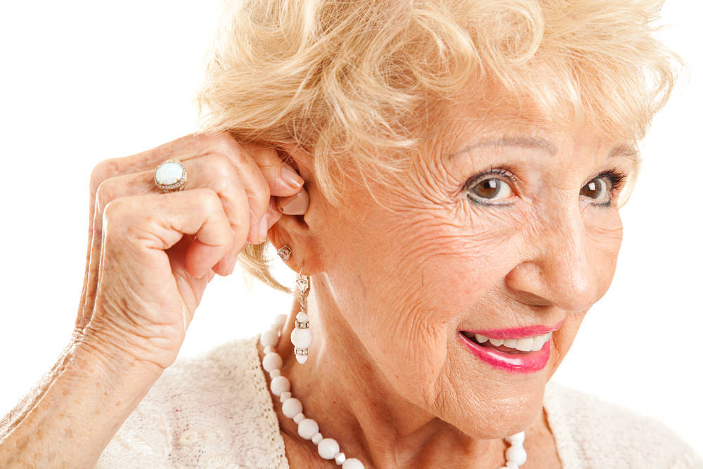 Resolver un problema de audición