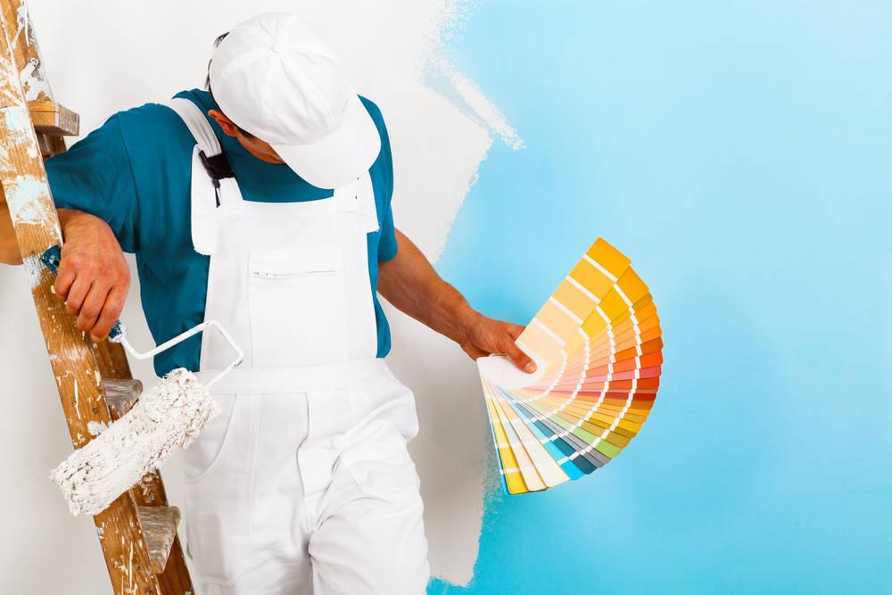 Pinta tus paredes tras las travesuras de tus hijos