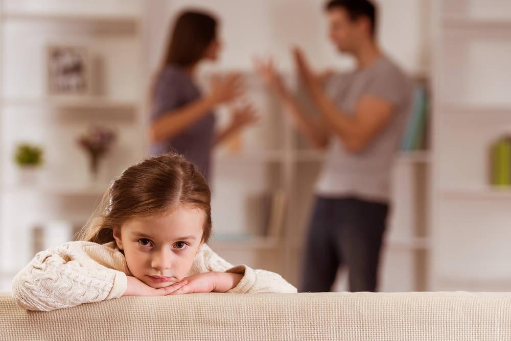 En un divorcio, todos sufren