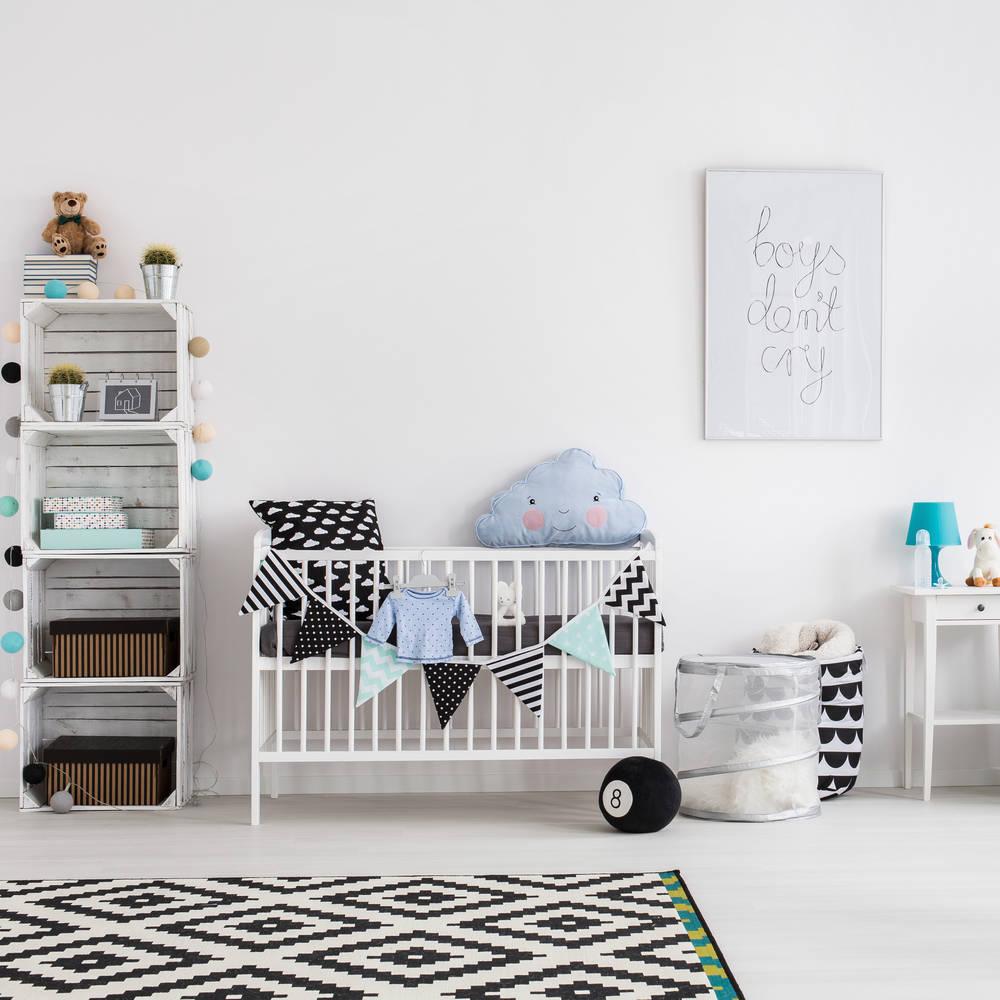 La seguridad en el dormitorio infantil
