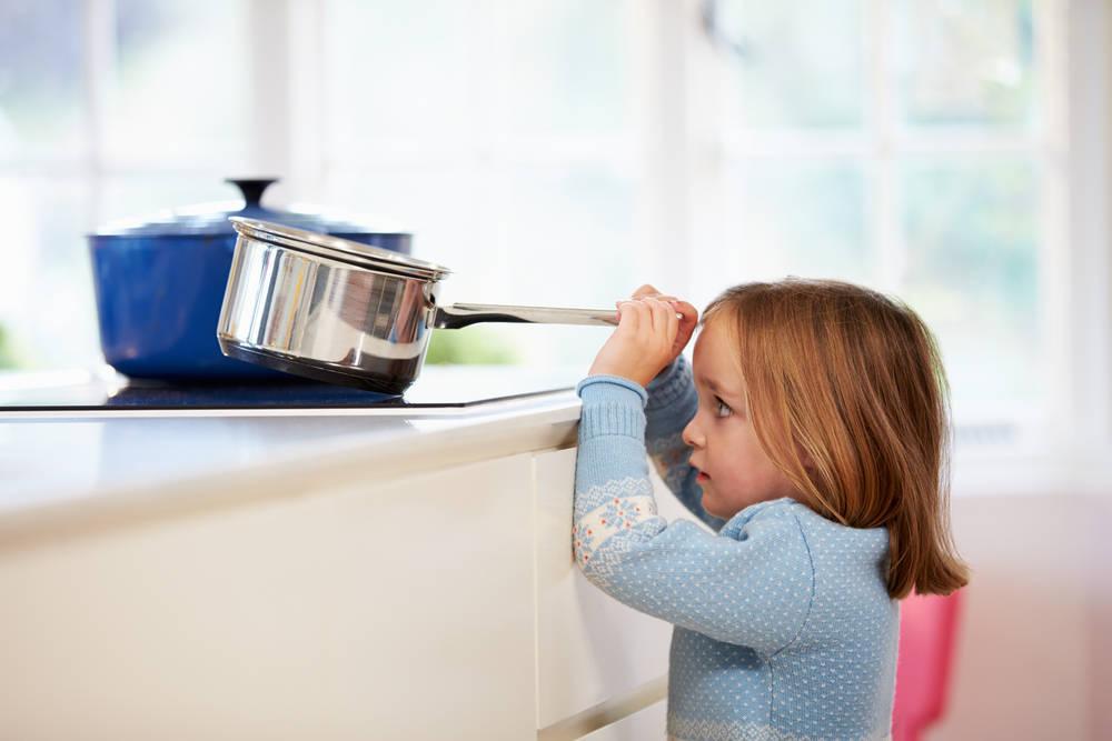 Medidas de Seguridad Infantil en el Hogar