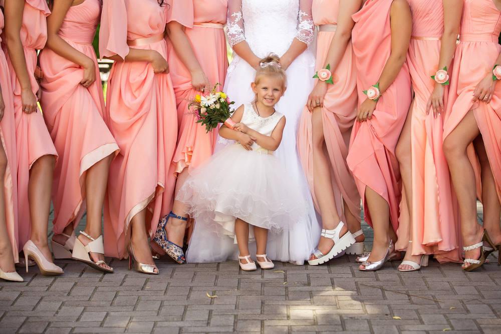 Consejos para una boda con hijos