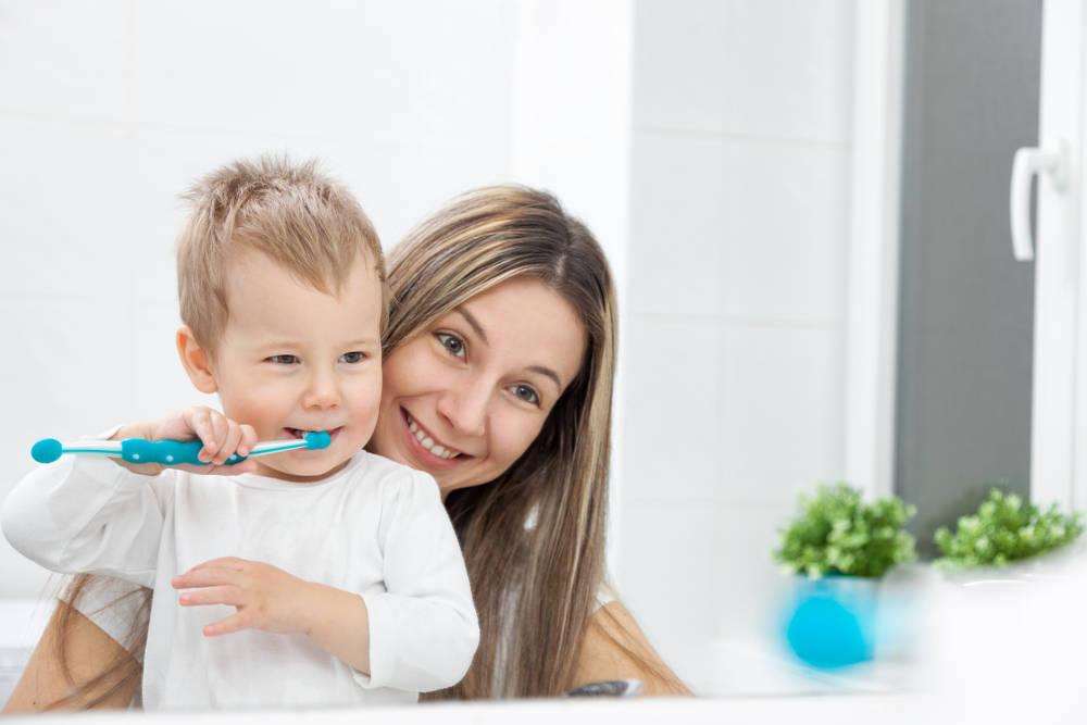 Higiene bucodental para los más pequeños