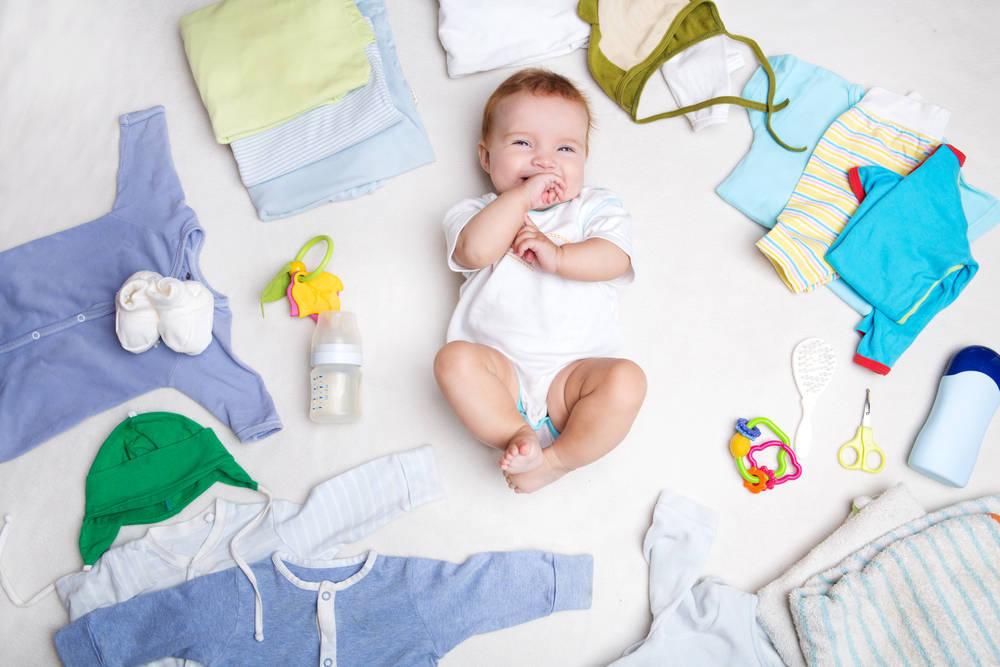 Tips para una correcta elección de la ropita de nuestro bebé