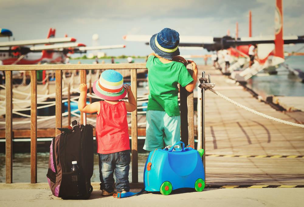 Llegó el verano, prepárate para viajar en familia.